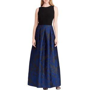 Ralph Lauren Leydena maxi dress floral gown